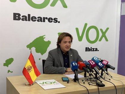 Campos asegura que si Vox gobierna derogará la ley de normalización lingüística