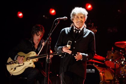 Bob Dylan inicia en Pamplona su gira estatal de ocho conciertos que recala este viernes en el BEC de Barakaldo