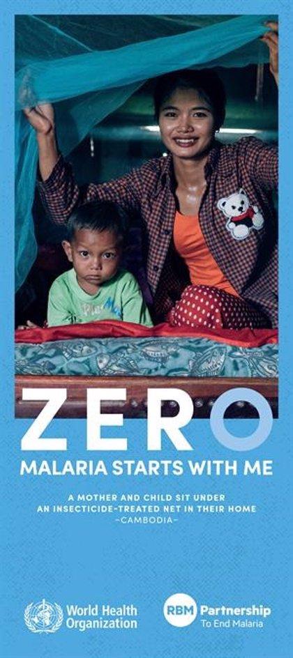 La OMS lanza una campaña para situar la malaria en la agenda política y movilizar más recursos para la prevención