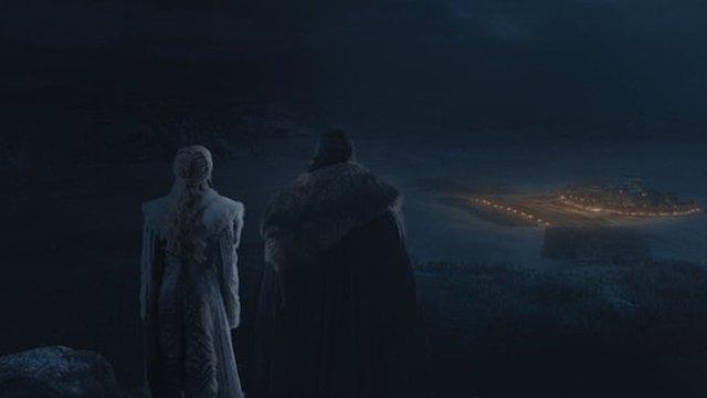 Juego de Tronos: 6 imágenes inéditas de la Batalla de Invernalia