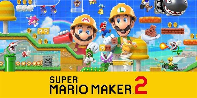 Super Mario Maker 2 llegará a España el 28 de junio en exclusiva para Switch