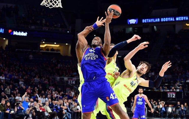 Baloncesto/Euroliga.- Previa del Anadolu Efes - Bara Lassa