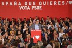 Sánchez es postula com l'únic defensor de l'Espanya de les autonomies (Damián Arienza - Europa Press)