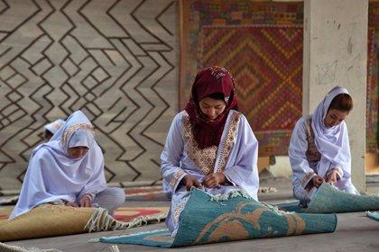 """Ouka Leele: """"No somos conscientes en Occidente de lo que significa ser mujer en Afganistán"""""""