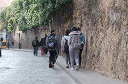 El TC avala el règim lingüístic de les aules catalanes i tomba el currículum (EUROPA PRESS - Archivo)