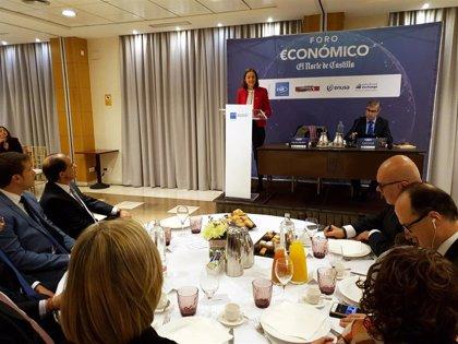 """Reyes Maroto destaca """"el buen contexto"""" del empleo en Españac"""