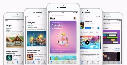 Un problema con la App Store repite en bucle los términos de servicio de iTunes e impide descargar aplicaciones
