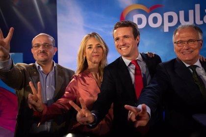 Pablo Casado promete activar el 155 en su primer Consejo de Ministros si gobierna