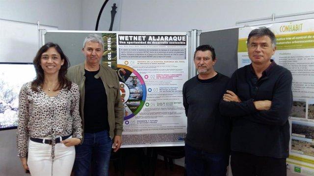 FAMP.- FAMP participa en un proyecto para la mejora de la gobernanza de los humedales protegidos del área mediterránea