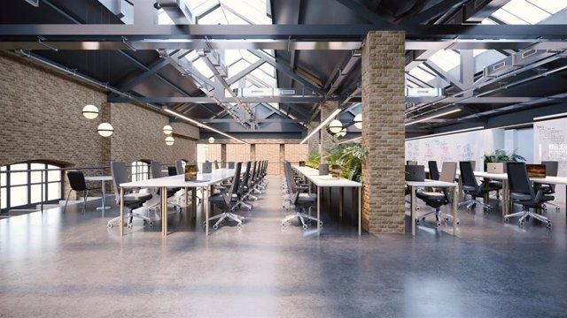 El espacio coworking más grande de València recuperará un edificio histórico de 1905