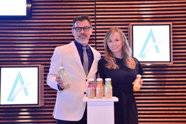 Empresas.- Aquarius lanza 'Aquarius Raygo', una bebida para personas de 35 a 45 años que ayuda a mantener la energía