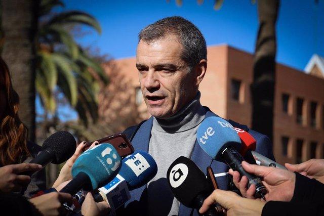 28A.- Cs cierra con cuatro nuevos candidatos la lista a Les Corts por València que acompañará a Toni Cantó