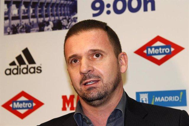 Predrag Mijatovic (Ex Futbolista)