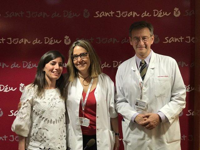 Av.- Tracten amb xit la leucmia d'un nen amb una terpia pionera en la sanitat pública