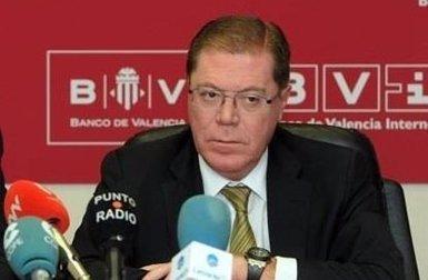 L'Audiència Nacional condemna a 4 anys de presó el CEO del Banc de València per un forat de 198 milions (BANCO DE VALENCIA)