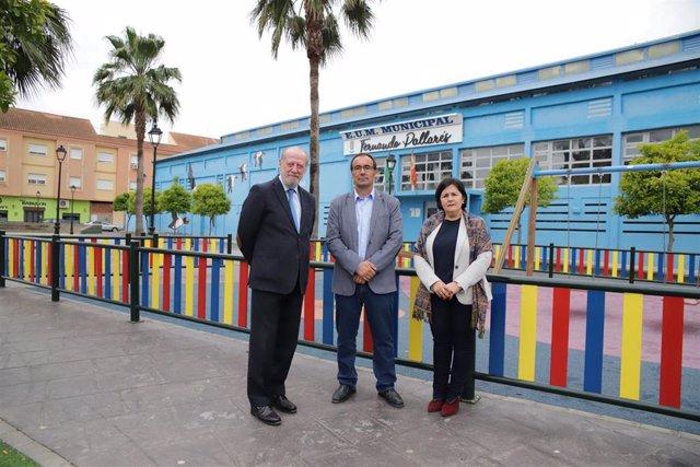 Sevilla.- Previsto para octubre el estreno del nuevo centro de estancia diurna de Isla Mayor