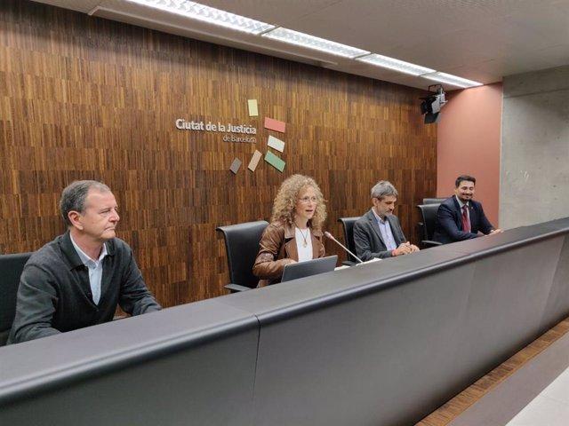 """La jutgessa degana de Barcelona veu """"indispensable"""" revisar jurisprudncia europea de presó provisional"""