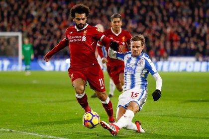 El Liverpool recibe el descendido Huddersfield antes de viajar a Barcelona