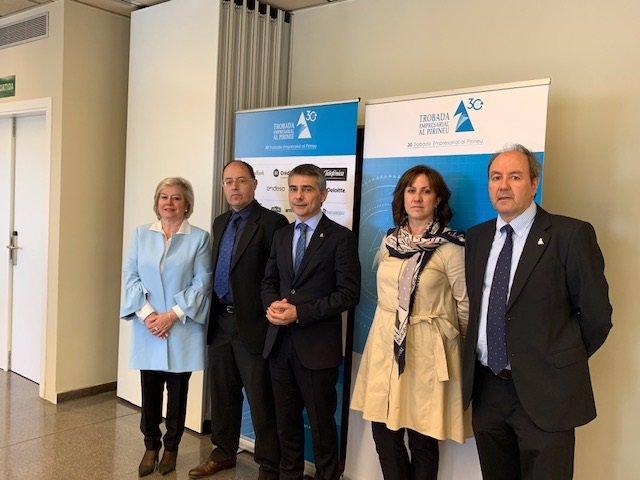 La Trobada Empresarial al Pirineu versará sobre la transformación digital y el cambio climático