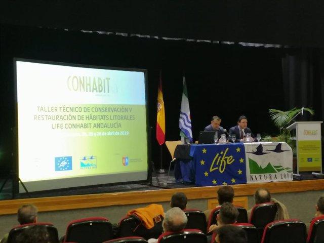 Cádiz.- La Junta organiza un encuentro de proyectos europeos para intercambiar experiencias de conservación del litoral