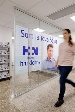 Cataluña.- Entran en funcionamiento las urgencias 24 horas del Hospital HM Delfos