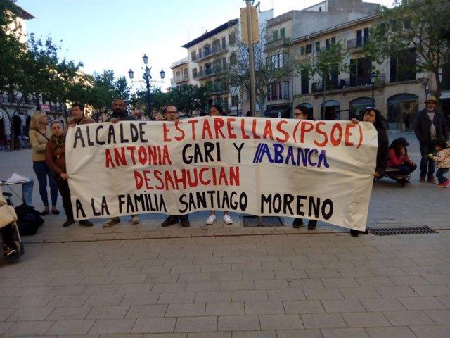 """Estarellas: """"Hem ofert mil solucions a la família Santiago Moreno i han dit que no a tot"""""""