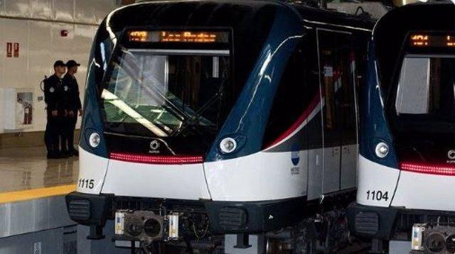 FCC concluye la construcción de la línea 2 del metro de Panamá