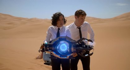 "Tráiler de Men in Black International: Chris Hemsworth y Tessa Thompson tienen el ""arma más poderosa de la galaxia"""