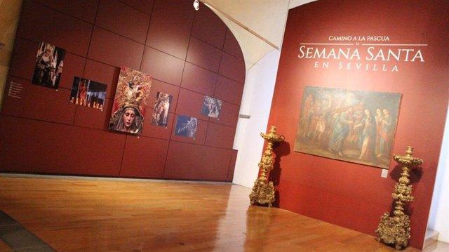 Sevilla.- CEU Andalucía coorganiza la exposición 'Camino hacia la Pascua. La Semana Santa en Sevilla' en Puebla (México)