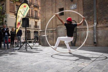 Zaragoza se convierte en capital del circo durante el mes de mayo