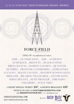 El Doctor Music Festival acollir la proposta electrnica de Damian Lazarus 'Force Field'