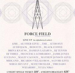 El Doctor Music Festival acollirà la proposta electrònica de Damian Lazarus 'Force Field' (DOCTOR MUSIC FESTIVAL)