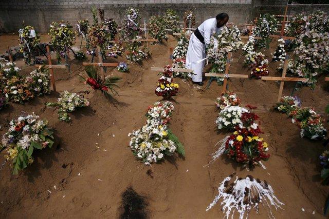 Sri Lanka.- El ministro de Defensa de Sri Lanka dimite por los atentados