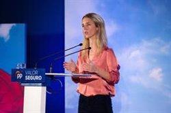 Álvarez de Toledo ha votat per correu aquest dimecres (David Zorrakino - Europa Press)
