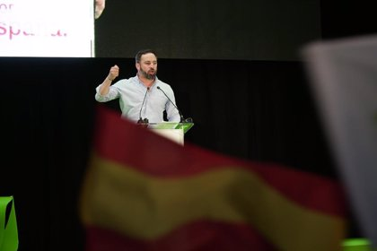 """Abascal defiende que """"solo hay dos opciones"""" el 28A: la """"continuidad histórica"""" de España o un """"frente popular"""""""