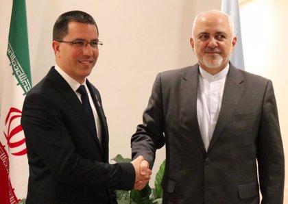 Irán muestra su apoyo a Maduro ante la crisis política en Venezuela