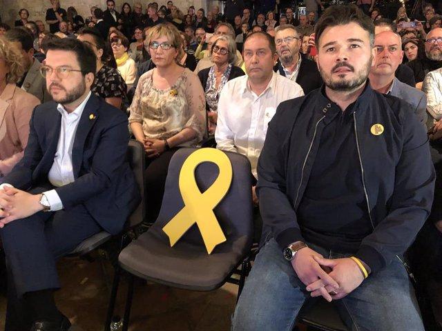 Esquerra Republicana de Catalunya Compromets amb la justícia,el progrés,la llibertat i la democràcia per al país   Fotonoticia_20190425220249_640