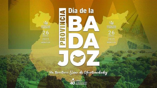 La Diputación de Badajoz celebra este viernes su II Día de la Provincia en Montijo