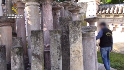 Recuperados más de 3.700 restos arqueológicos de Córdoba y Málaga en una operación con cuatro detenidos