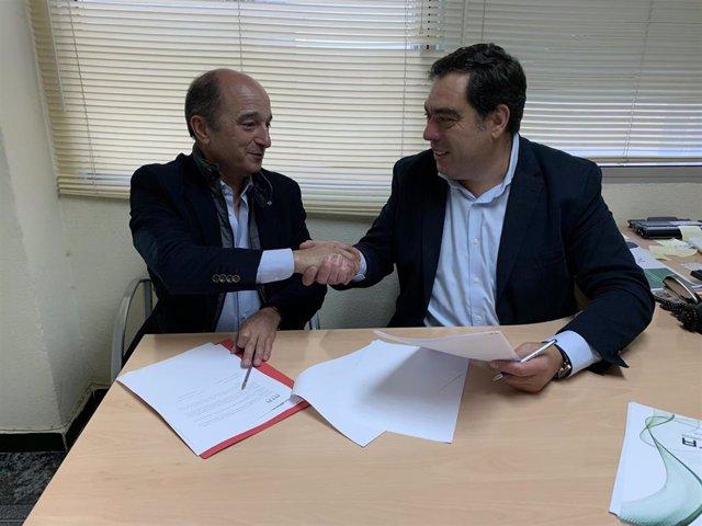 Málaga.- Autónomos.- AMES se integra en ATA para unir esfuerzos y promover acciones