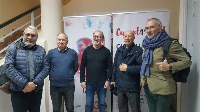 """28A.- Cándido Méndez Lamenta En La Campaña Se Haya """"Pasado De Puntillas"""" Por La Transformación Digital"""