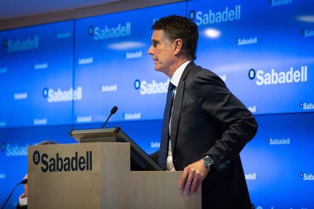 Banc Sabadell presenta en Barcelona els resultats del primer trimestre de 2019