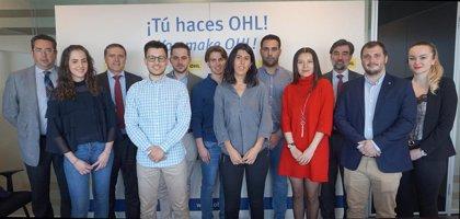 OHL lanza una nueva edición del programa 'Young Talent' que ofrece a jóvenes universitarios una oportunidad laboral