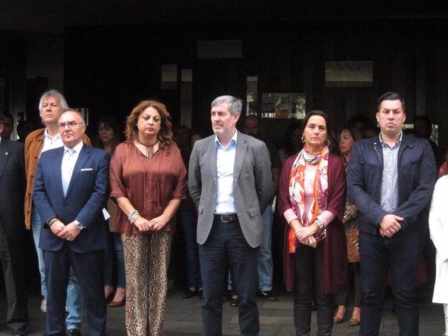 Familiares del niño superviviente de Adeje llegan este viernes a Tenerife