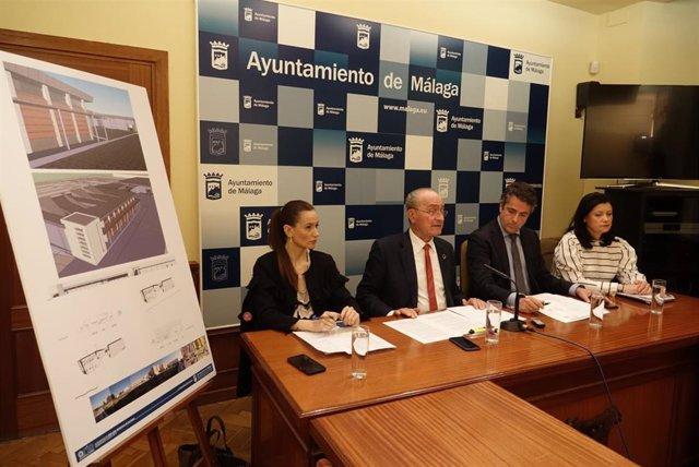 Málaga.- Aprobado estudio de viabilidad y anteproyecto de concesión de obra para un mercado municipal en Teatinos