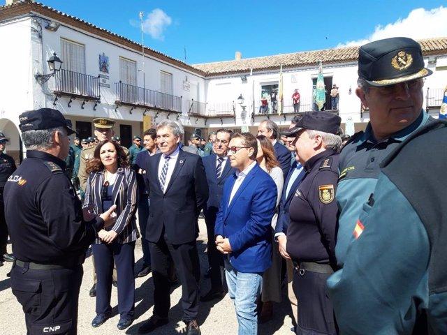 """Jaén.- Fernández destaca el """"importante despliegue"""" estatal en la Romería de la Virgen de la Cabeza"""
