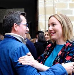 Jaén.- 28A.- Cs asegura que los resultados electorales darán voz naranja a la provincia en el Congreso