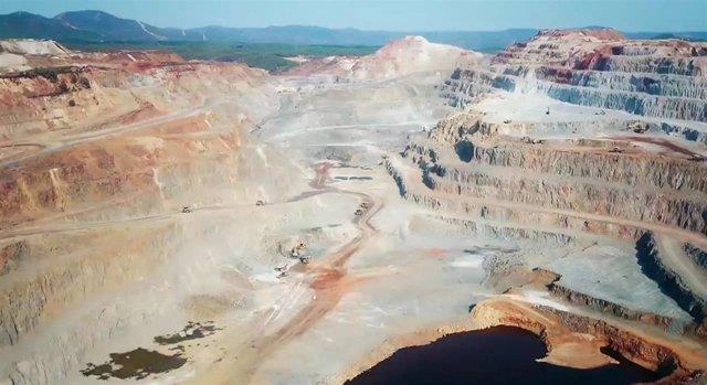 El TSJA anula la autorización de la Junta para reiniciar los trabajos en la mina de Riotinto