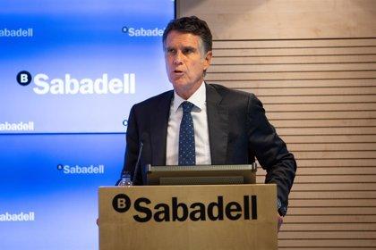 """Banco Sabadell constata """"gran dinamismo comercial"""" en España y México en el primer trimestre"""