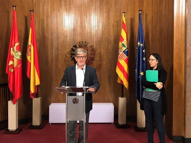Zaragoza.- Aprobado un protocolo de actuación ante episodios de contaminación